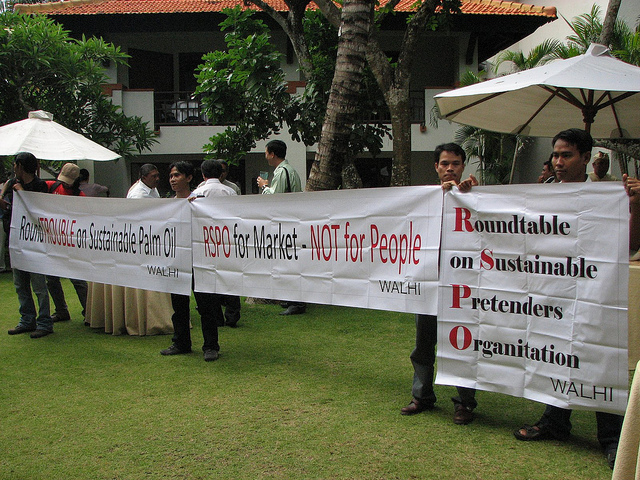 walhi_RSPO_protest